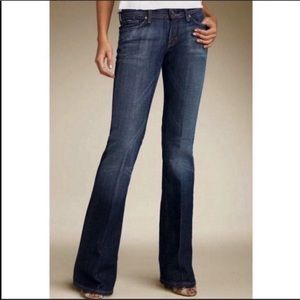 COH Citizens of Humanity Ingrid Low Waist Flare